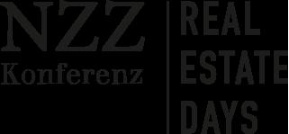 Knowledge Partner der NZZ Real Estate Days 1./2. November 2018